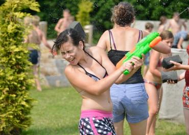 Bekijk de foto's van de zomerspelen