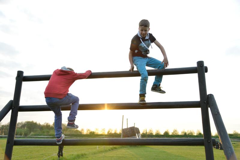 Kinderfeestje Tobias – 10 jaar uit Breda – Smokkelspel