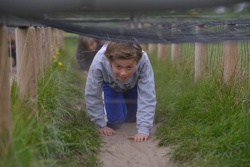Kinderfeestje Floris - 10 jaar uit Zevenbergen - Smokkelspel