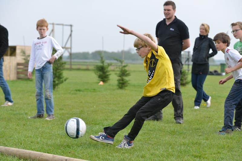 Kinderfeestje Wick - 10 jaar uit Breda - Smokkelspel