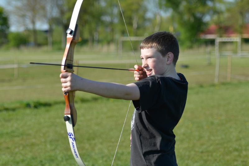 Kinderfeestje Kasper – 11 jaar uit Oosterhout – Biathlon