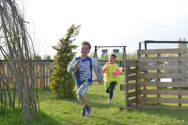 Kinderfeestje Thijn – 10 jaar uit Prinsenbeek – Smokkelspel