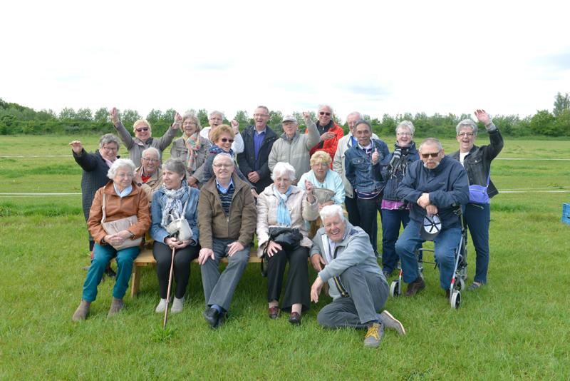 Senioren uitje (65+) - oud ISPC'ers uit regio Brabant
