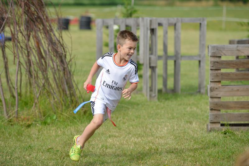 Kinderfeestje Jordi en Jarno uit Raamsdonksveer - voetbalfeestje