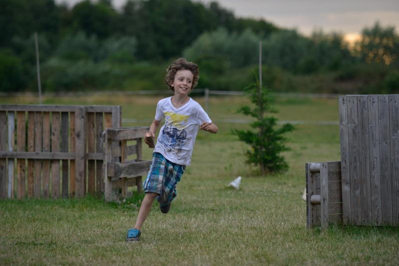 Kinderfeestje Luuk - 11 jaar uit Prinsenbeek - smokkelspel
