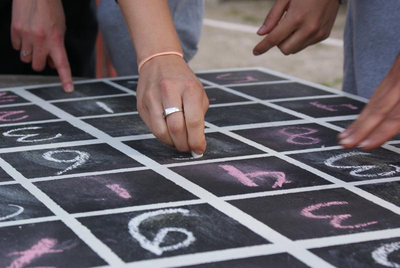 Sudoku-tieners-activiteiten