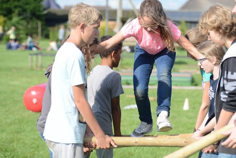 Balkenrace-tieners-activiteiten