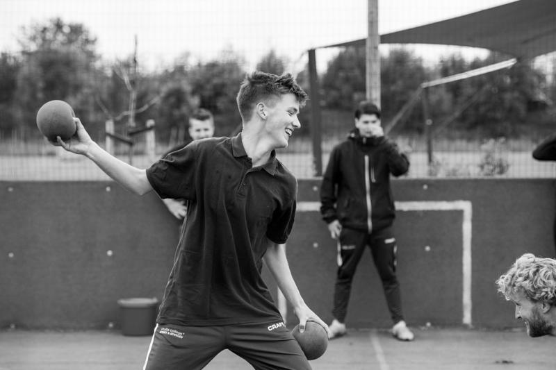 Trefbal-tieners-activiteiten
