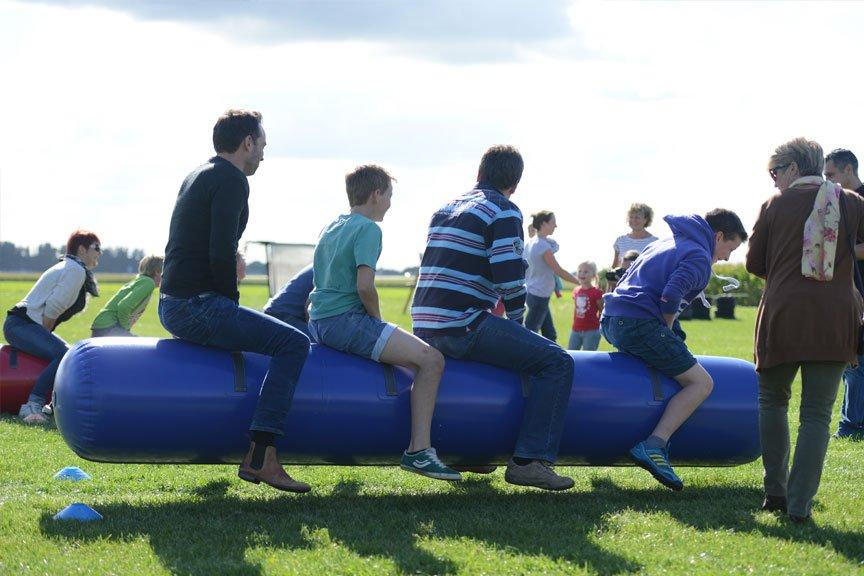Activiteiten familiedag Skippyrace Polderevents