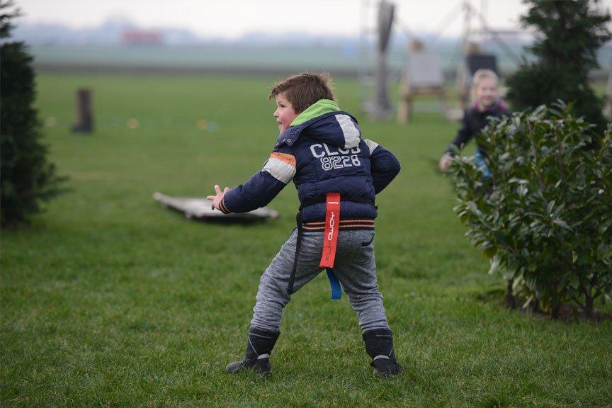 Activiteiten kinderfeestje tikkertje Polderevents