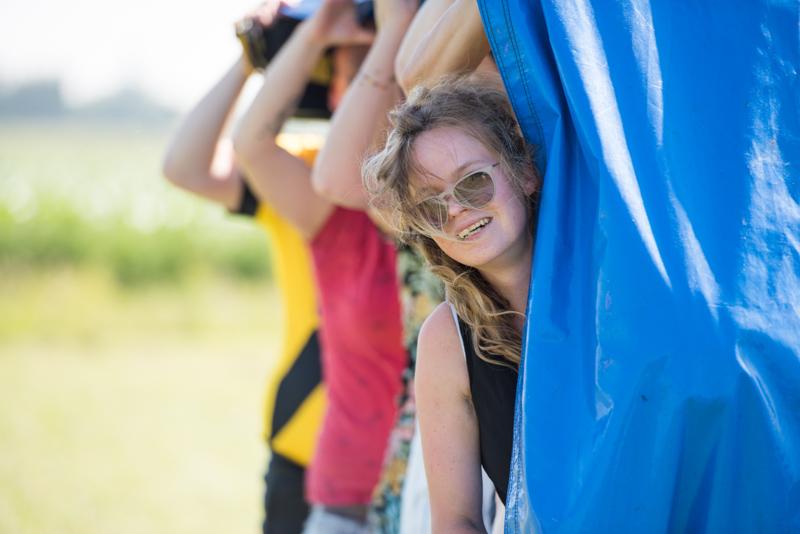 Lopende-band-tieners-activiteiten
