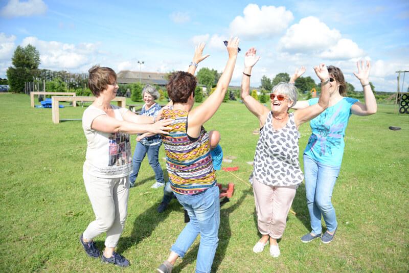 Enthousiast tijdens vriendenuitje bij Polderevents in omgeving Breda