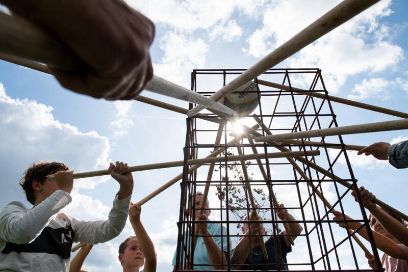 Familiedag activiteiten Polderevents in omgeving Breda