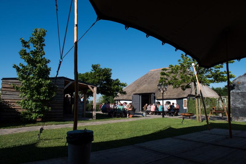 teamuitje locatie Polderevents in omgeving Breda