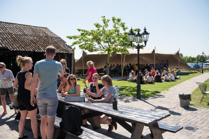 Familiedag locatie Polderevents in omgeving Breda