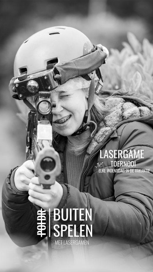 Lasergame-toernooi