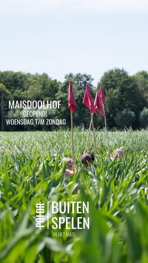 Maisdoolhof-geopend