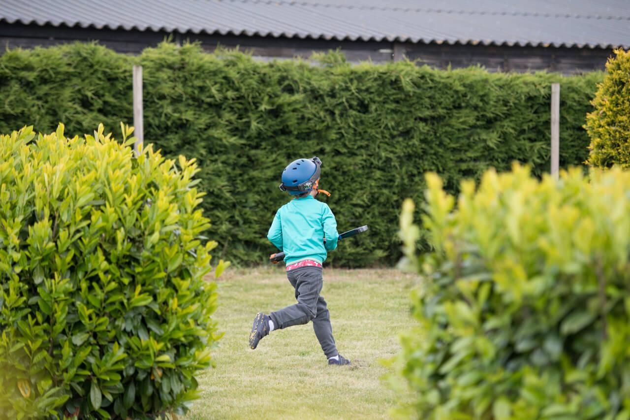 Outdoor Lasergamen kinderfeestje in Brabant in de buurt van Breda - Polderevents