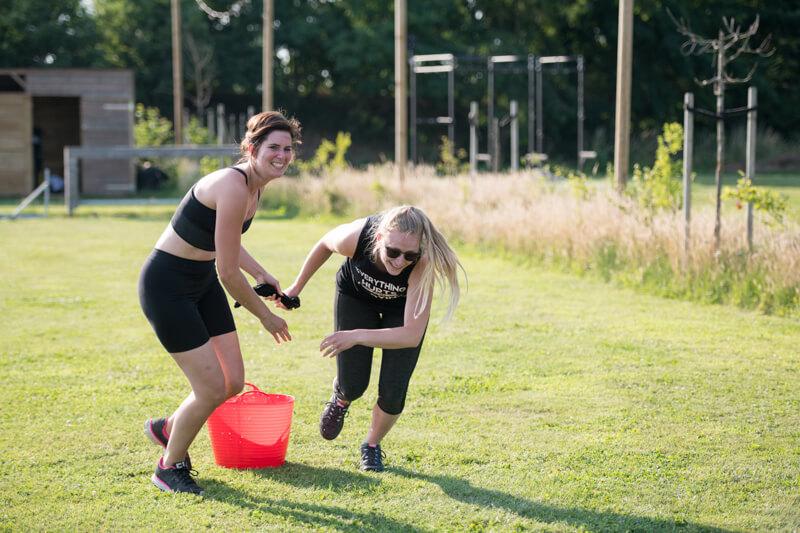 Poldergym-buitenspelen en fitness - Polderevents - Wagenberg