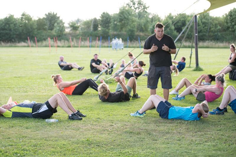 Poldergym - buitenspelen & fitness - Polderevents - Wagenberg