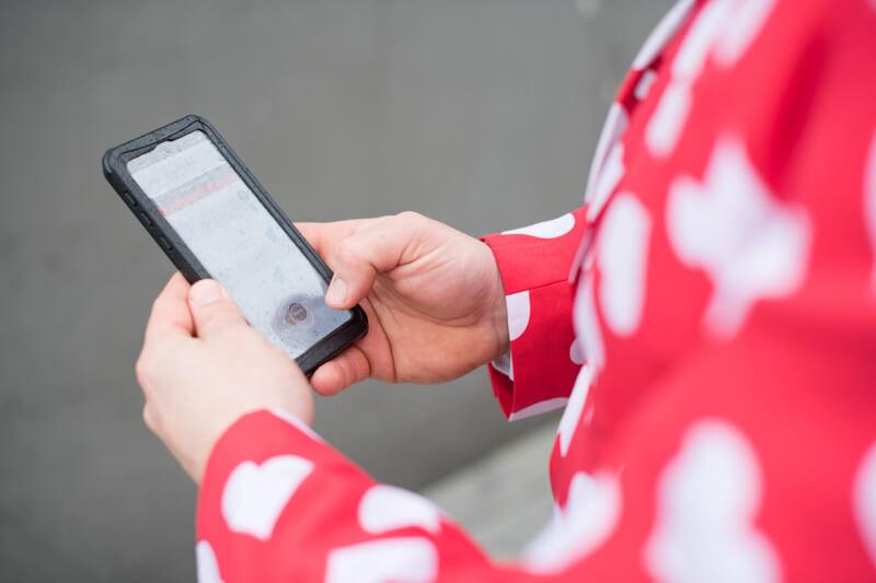 Wandelroute GPS liefde- Polderevents